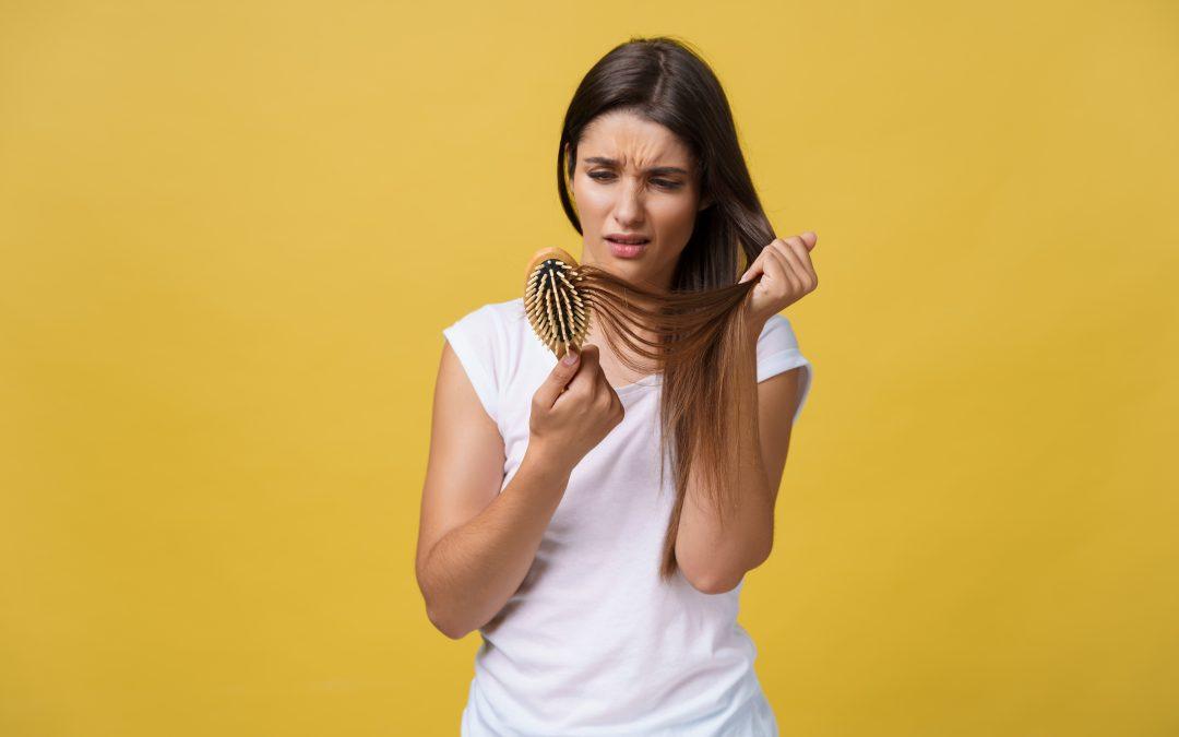Když vlasy padají